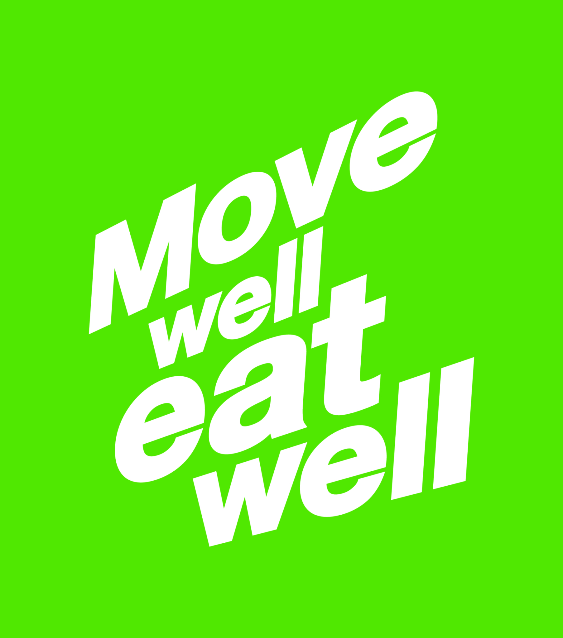 Move Well Eat Well